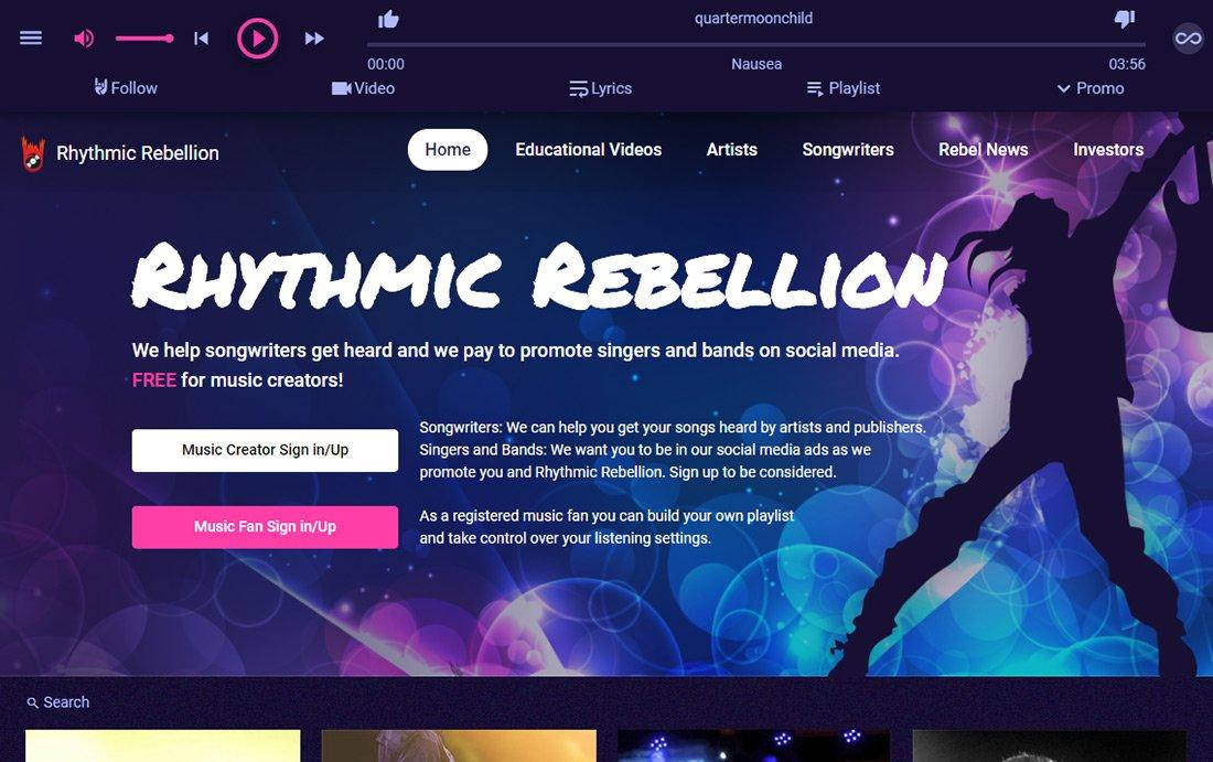 Rhytmic-Rebellion
